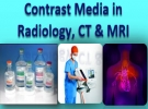 جزوه درسی مواد کنتراست در تصویربرداری پزشکی